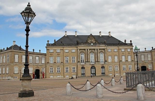 Amalieborg, København