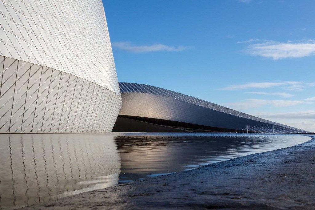 Den blå Planet, oplevelser i København