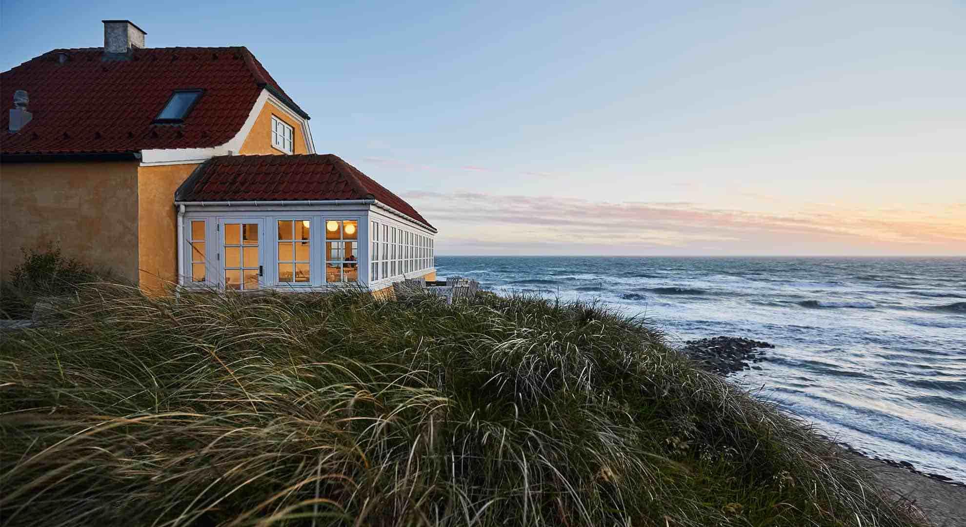 Danmarks 10 bedste badehoteller