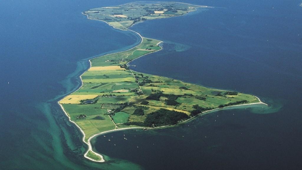 Populære danske småøer