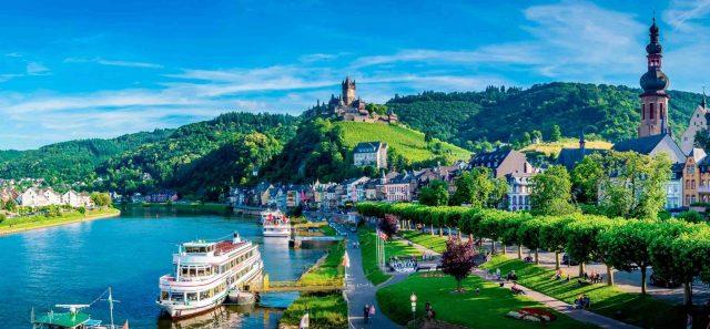 Rejsetilbud: Sommerkrydstogt på Rhinen