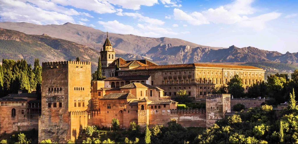 Rejse til Andalusien