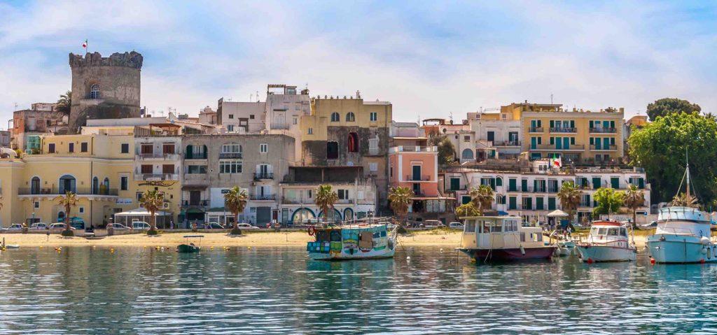 Rejse til Ischia
