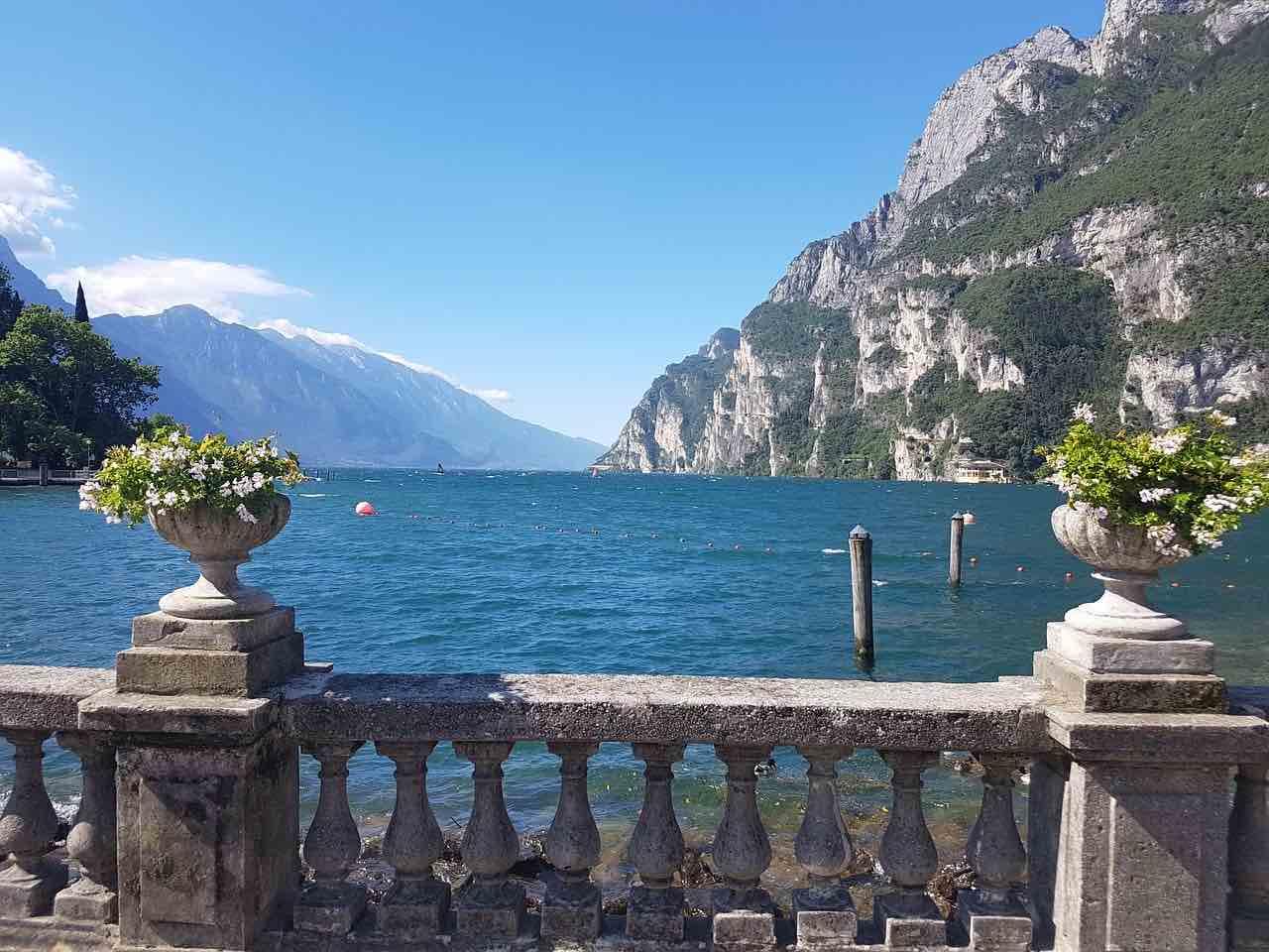 Rejsetilbud til Gardasøen