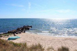 Rejsetilbud til Bornholm: Skønt feriehus i Rønne