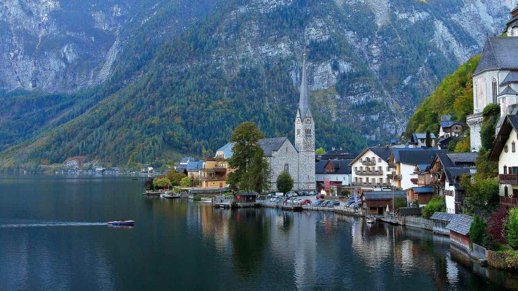 Sømmer i Østrig