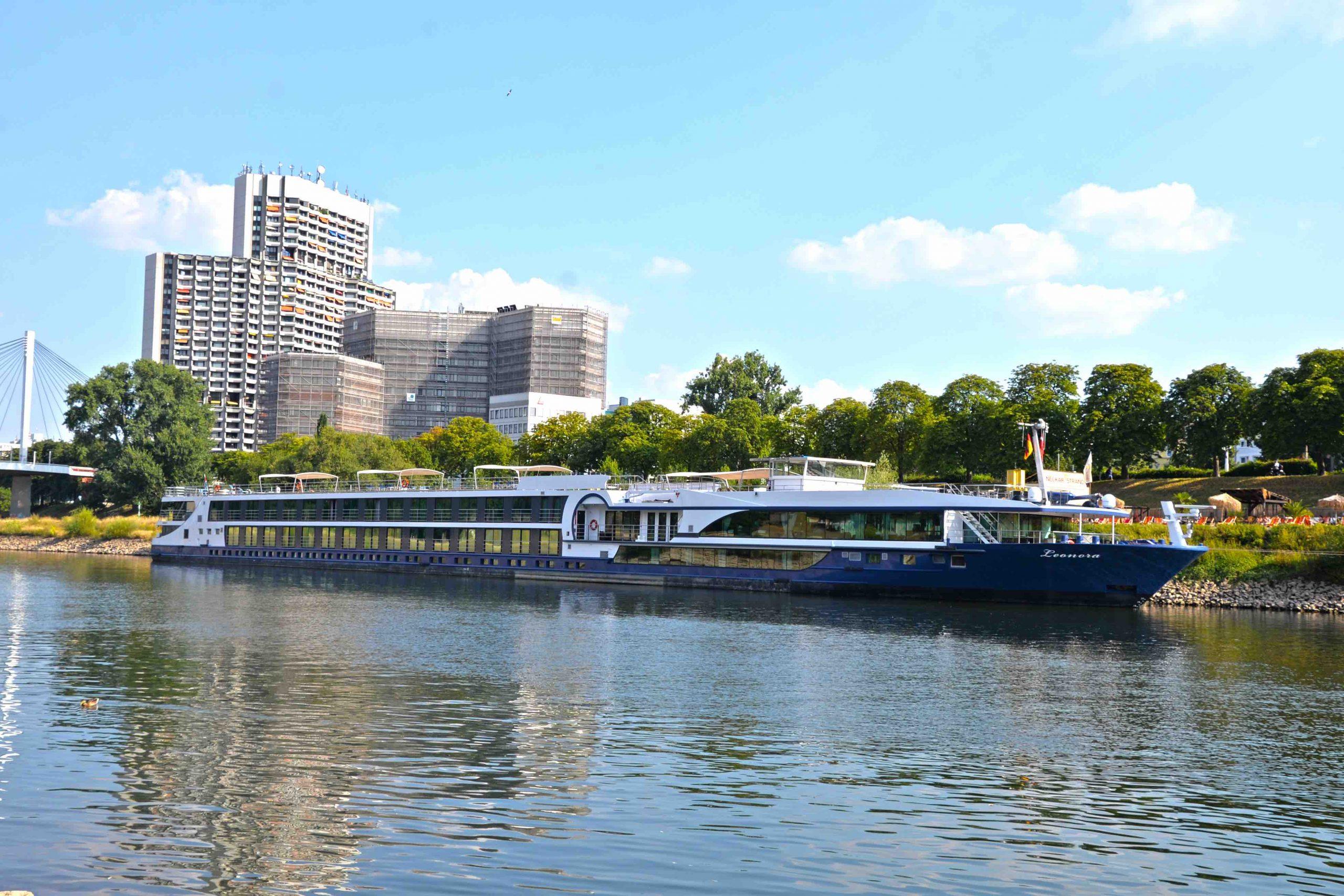 Krydstogt på Rhinen
