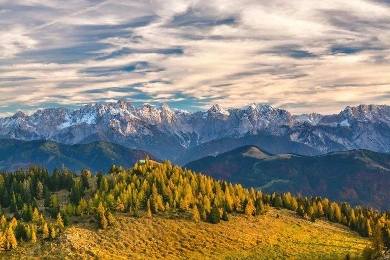 Sommeroplevelser i Østrig