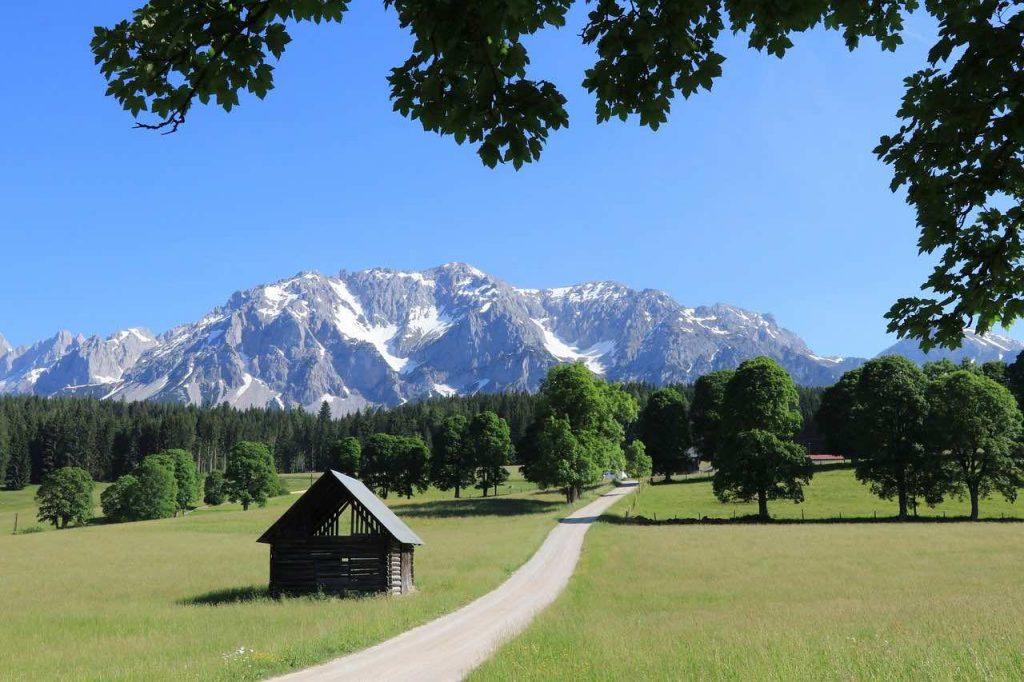 Sommer i Østrig