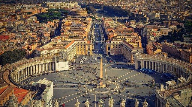 Vatikanet i Rom