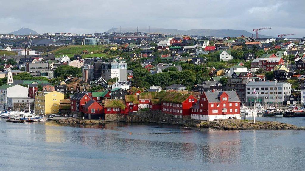 Oplev Thorshavn