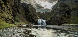 Island – storby og natur