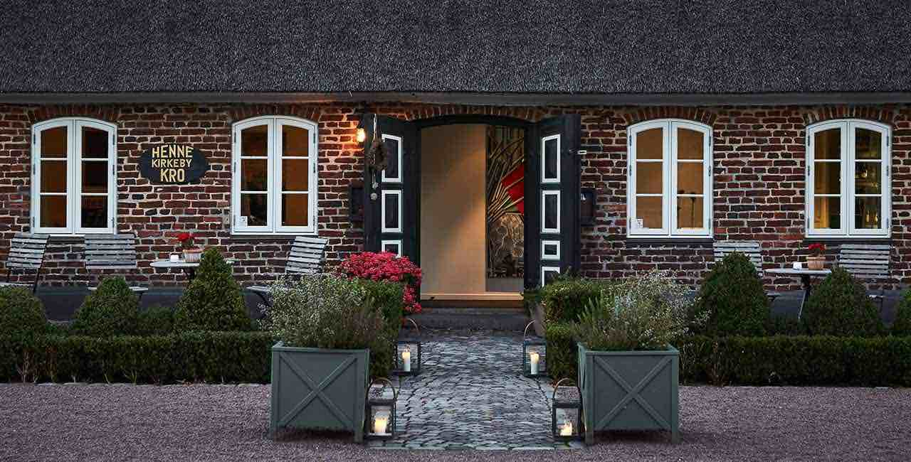 Danmarks 6 bedste restauranter