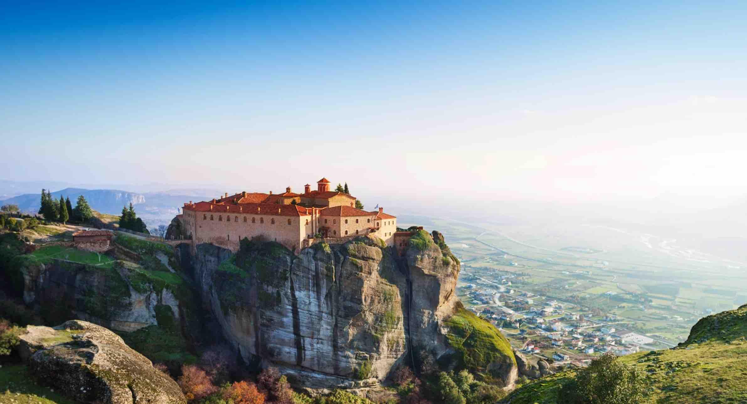 Rejsetilbud: Rundrejse i Grækenland