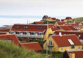 Her vil vi på sommerferie i Danmark