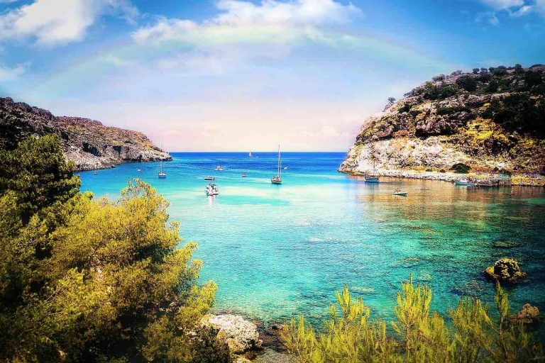 De græske øer: Den bedste feriedestination