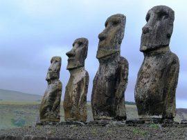I forfædrenes fodspor på Påskeøen