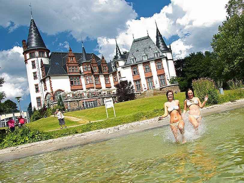 Rejsetilbud: Slotsferie i Nordtyskland