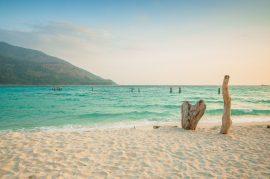 Bedste strande i Thailand
