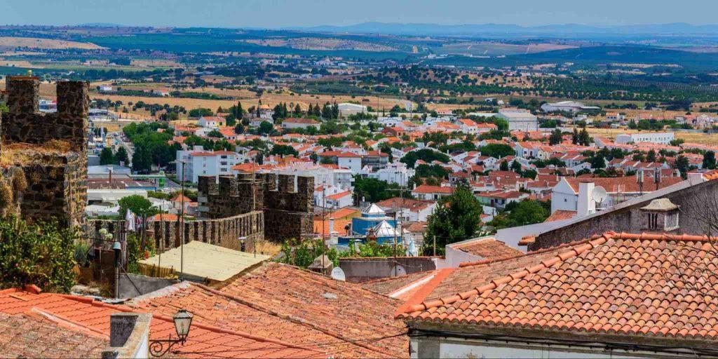 Langtidsrejse til Algarvekysten