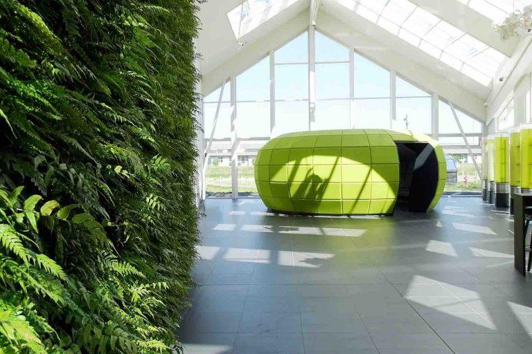 10 miljøvenlige hoteller i Europa