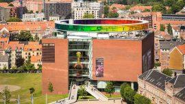 Danmarks mest besøgte kunstmuseer