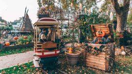8 Halloweenoplevelser i Danmark