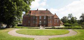 Top 10 – Danske slotshoteller