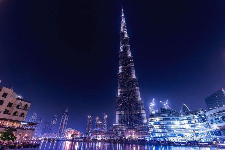 Verdens højeste bygninger