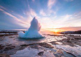 Rejsetilbud til Island