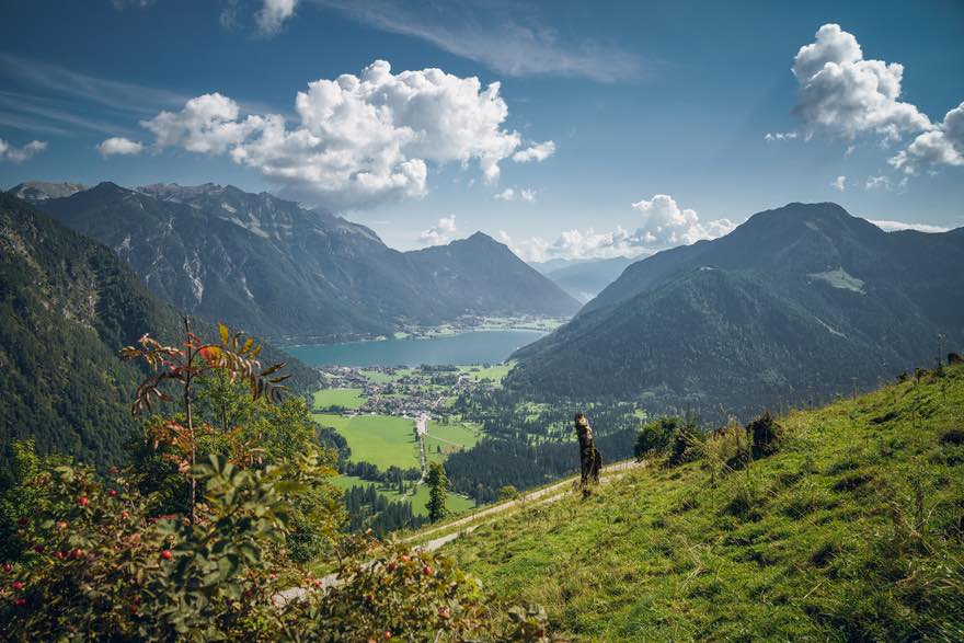 Aktiv ferie i Østrig