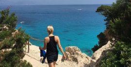 Vandreferie på Sardinien