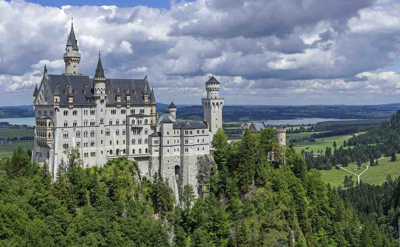 Europas 24 flotteste slotte: Danmark har 2 med på listen