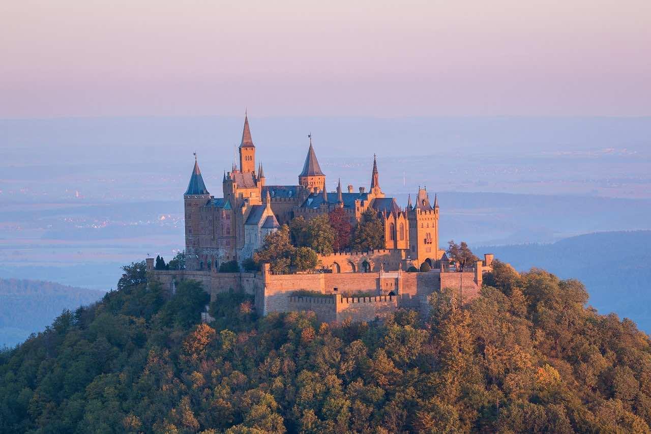 Europas flotteste slotte