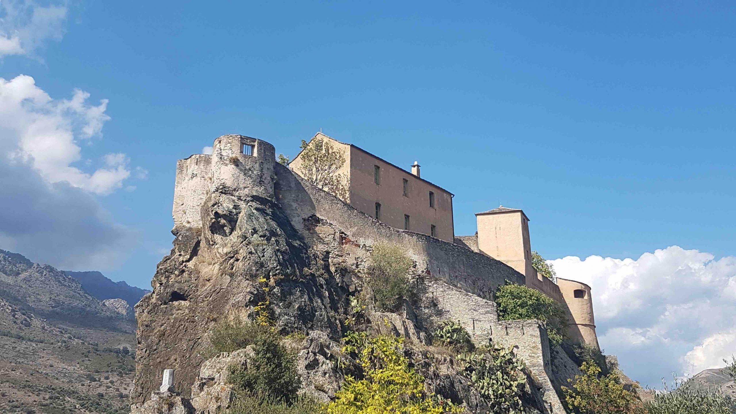 Rejse til Korsika