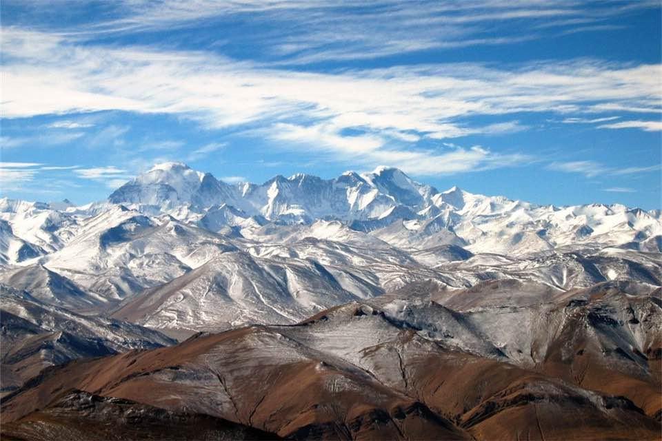Verdens højeste bjerge