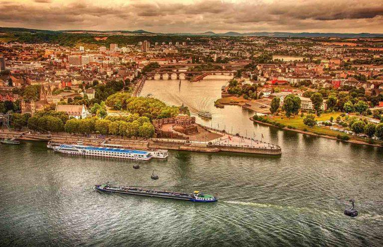 Top-10: Bedste flodkrydstogter i Europa