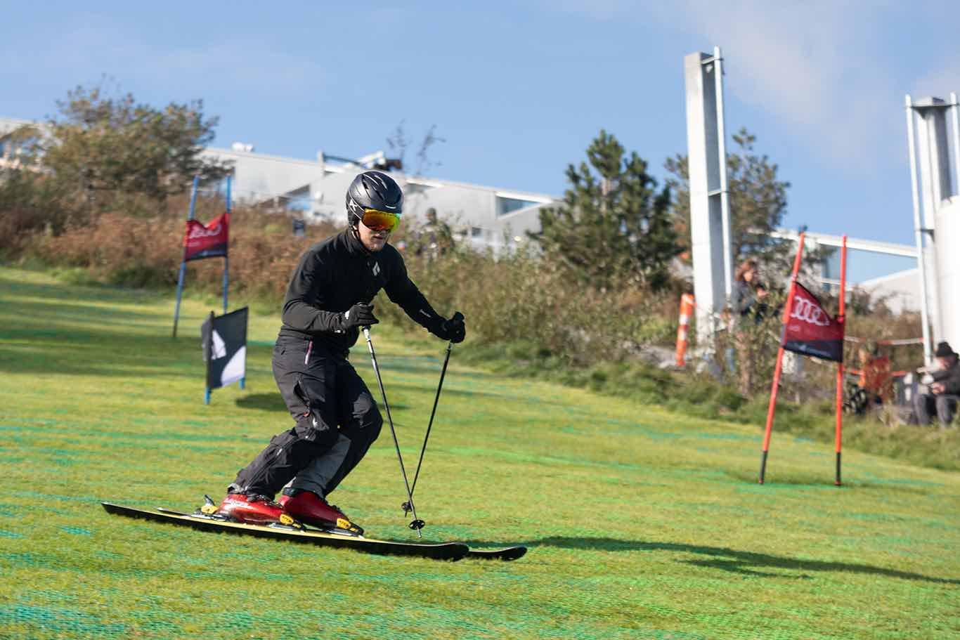 Stå på ski i vinterferien