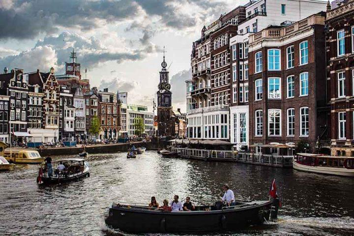 Romantiske Amsterdam