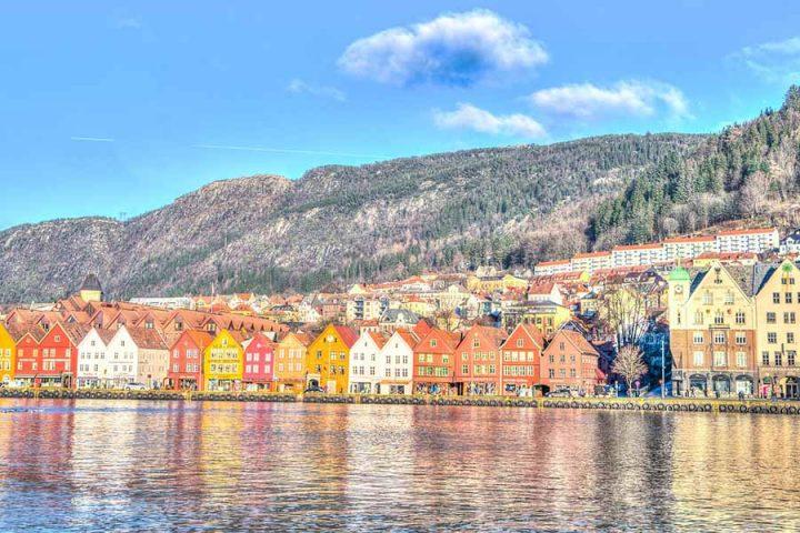 Romantiske Bergen