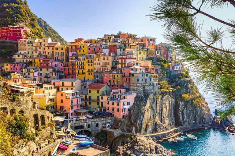 Europas mest romantiske destinationer