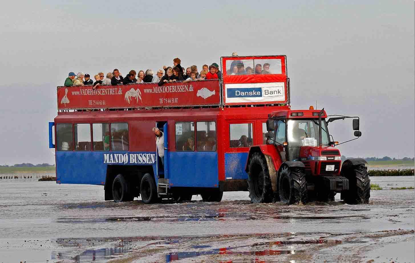 Busrejse til Sønderjylland