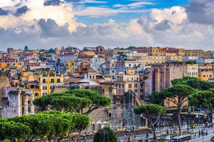 Vidunderlige Rom