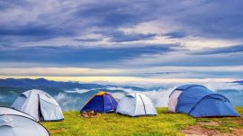 Top-10 – Bedste campingdestinationer i Europa