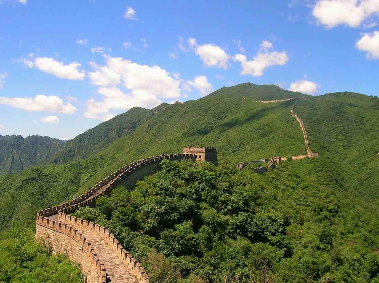 Den kinesiske mur – Verdens største fæstningsværk