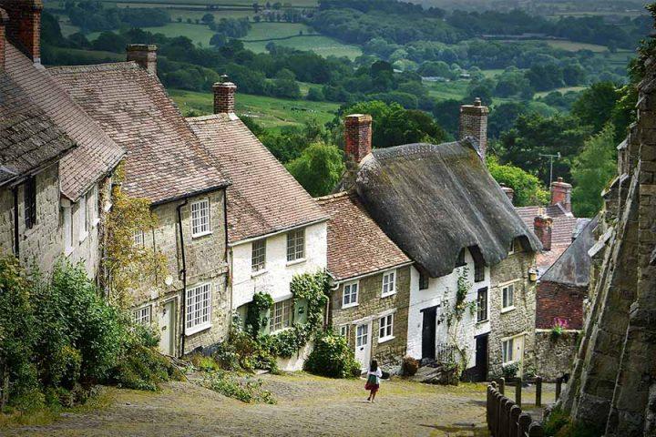 Storbritannien for seniorrejser