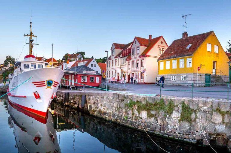 Bornholms hyggeligste byer