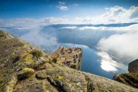 Opdag Preikestolen i Norge