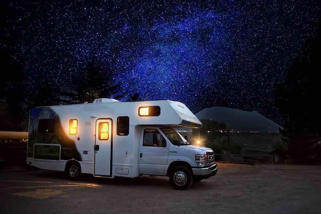 Bedste campingdestinationer i Europa