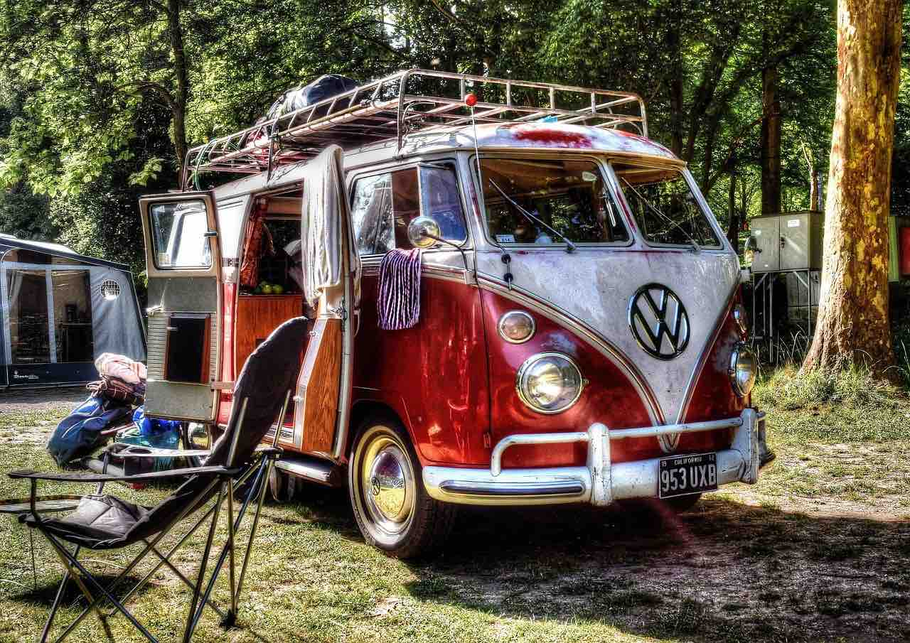 campingdestinationer i Europa